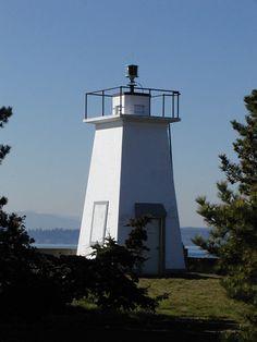 Bush Point Lighthouse, Whidbey Island, WA