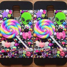 ON MY GRIND ACCESSORIES Phone Case -- Galaxy S5 -- Lollipop Kawaii Dream Case