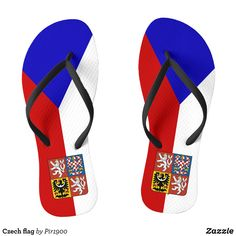Czech flag flip flops - Durable Thong Style Hawaiian Beach Sandals By Talented Fashion & Graphic Designers - #sandals #flipflops #hawaii #beach #hawaiian #footwear #mensfashion #apparel #shopping #bargain #sale #outfit #stylish #cool #graphicdesign #trendy #fashion #design #fashiondesign #designer #fashiondesigner #style