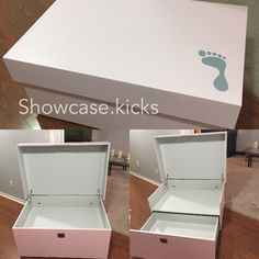 Something a little different. A gift for that special lady. shoe storage at its finest