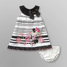 I found this great sale: Disney Baby Minnie Mouse Infant & Toddler Girl's Trapeze Dress at Kmart in Binghamton via @Find