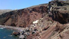 Dia 10. La playa roja (Red beach), dejamos Santorini para ir a Creta - http://diarioviajero.es/grecia-greece/dia-10-la-playa-roja-red-beach-dejamos-santorini-para-ir-a-creta/ #Grecia