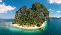 Video: An aerial journey around Palawan island of the Philippines which until recently, was only for the birds. #Palawan #Philippines