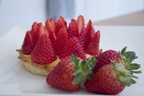 Low FODMAP strawberry tarts