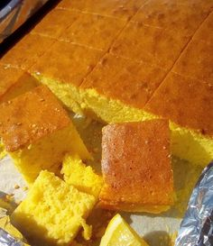 Greek Desserts, Brownie Bar, Cakes And More, Cornbread, Cooking Recipes, Sweets, Ethnic Recipes, Food, Brownies