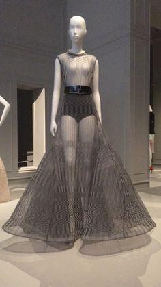 Dior Exhibition, NGV 2017 Ballet Bar, Dior, Victorian, Dresses, Fashion, Vestidos, Moda, Ballet Barre, Dior Couture