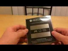 KILLER Unboxing: Xbox One Day One LIVE Membership