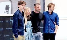 Ben, Cassie, Vosch and Evan