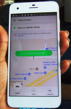 Uber and Taxify are going head-to-head to digitize Africas two-wheeled taxis