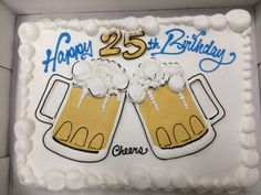 Beer mugs cake                                                                                                                                                                                 More