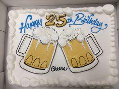 Beer mugs cake                                                                                                                                                                                 More