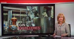 Scottish Gin Reporting Scotland Segment The Gin Room Scottish Gin, Gin Distillery, Bbc, Scotland, Room, Bedroom, Rooms, Peace
