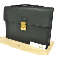 fc1853b1a242 Louis Vuitton M30074 Model M30074 Briefcase Laptop Bag Louis Vuitton Laptop  Bag