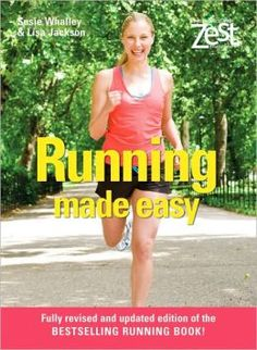 Running Made Easy by Susie Whalley, Lisa Jackson