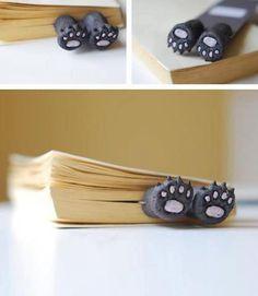 Separador de libros  claws                                                                                                                                                     Más