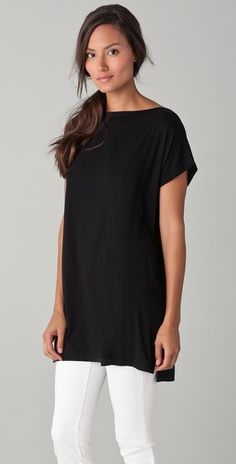 Vince Boat Neck Tunic...great classic, can wear this all the time!