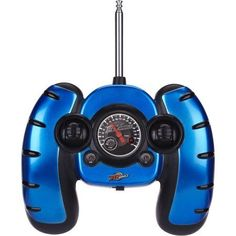 Fly Wheels Radio-Controlled Vehicle #2, 49 MHz, Blue