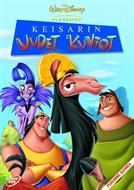 Disney 39: Keisarin uudet kuviot (DVD)