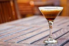 Want your caffeine and your Kahlúa? Give this cool espresso martini a try.