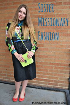 Great modest clothing ideas! #sister #missionary #fashion