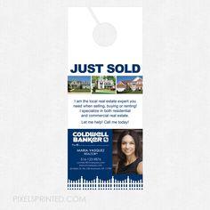 12 best Real Estate Door Hangers images on Pinterest | Better homes ...