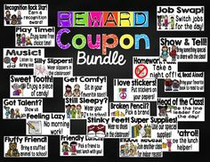 Positive classroom management tips & tricks from a seasoned teacher-blogger. Learn how to use warm fuzzies in conjunction with reward coupons!