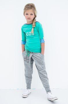 Leuke betaalbare sportieve meisjes rokjes vind je bij online kinderkleding label TOPitm