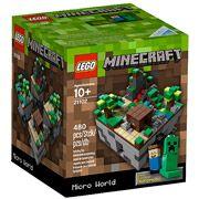 LEGO Cuusoo Minecraft Building Set  Avery,Alex,aiden*