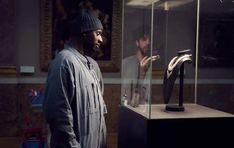 """Für seine Original-Serie """"Lupin"""" verpflichtete Netflix den französischen Superstar Omar Sy (42, """"Ziemlich beste Freunde"""") für die Hauptrolle. Sy spielt das Einwandererkind Assane Diop, der die Bücher Maurice"""