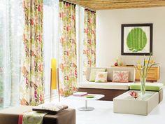 Como instalar cortinas sem furar buracos na parede | #decorar #sala #quarto