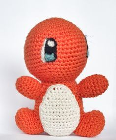 Charmander crochet amigurumi. Now FREE pattern! Check out my blog with ALL FREE patterns!