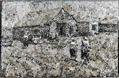 """Mbongeni Buthelezi's latest exhibition of melted plastic """"paintings"""" explore the feelings that have characterised his life. Melted Plastic, Plastic Design, Renaissance, City Photo, African, Explore, Feelings, Creative, Painting"""