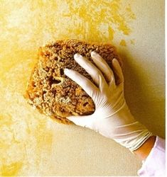 Different Painting Techniques to Use in Your Home: Sponge Painting