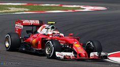 Kimi Raikkonen, Ferrari, Sepang International Circuit, 2016