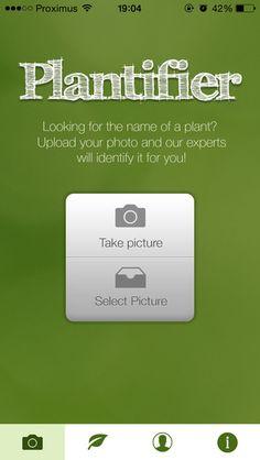 Plantifier by TrendsCo. bvba