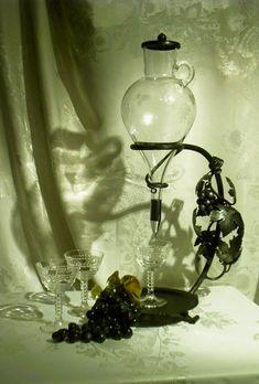 Vintage Wine Decanter