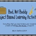 This is an end of the novel PBL (Project Based Learning) Activity Menu and Rubric to have your students creating, talking, and presenting to show t...