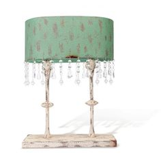 Oval Topiary Lamp - Table Lamps - Lighting | Elementarie