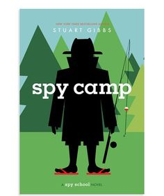 Another great find on #zulily! Spy Camp Picture Book #zulilyfinds
