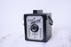 Vintage Herco Imperial 620 Snap Shot Camera