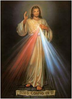 Poderosa oración divina misericordia. Padre Eterno Dios Rey del Universo con el poder del Espíritu Santo Yo(…), humildemente te invoco y humildemente te