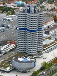 BMW Museum, Nice n Funny