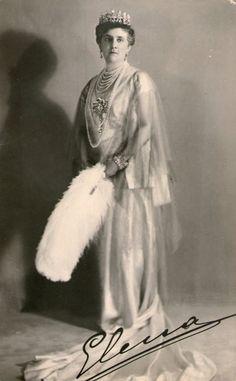 Elena di Savoia, Regina d'Italia