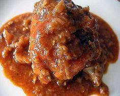 hCG Diet Recipes - Chicken Paprika