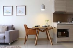 Apartment in Bangkok, Thailand. Super luxury-cozy apartment between Ekamai-Thinglor in calm area.This is the dream location for everyone. There are lots of food, Supermarket and you can find hang out place here.  Ideal for couple or solo  to explore  your travel in Bangkok. ^ ^ ...