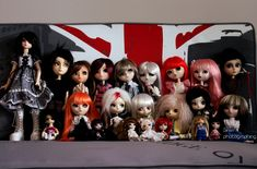 Here is all of my dolls in one picture. One Pic, Tweety, Mindfulness, Kitty, Dolls, Pictures, Photos, Kitten, Kitty Cats