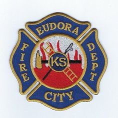 Eudora-City-Kansas-Fire-Dept-patch
