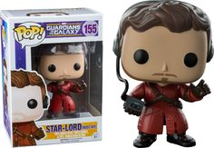 Funko releasing Star Lord with Mixed Tape from Guardians of the Galaxy