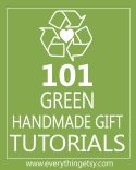 101 Handmade Gifts for EVERYTHING {DIY}