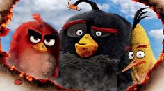 The Angry Bird Puzzle Game For Kids